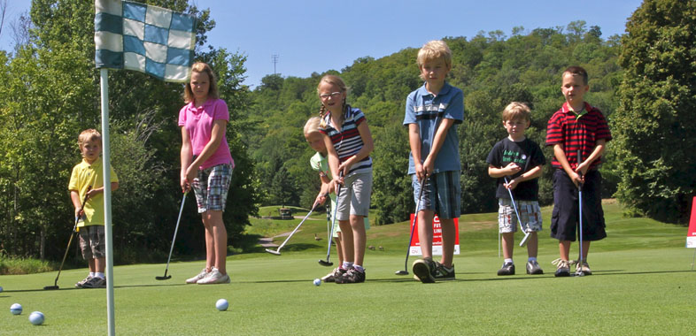 junior golf league